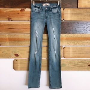 Hollister jean